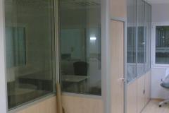 MAMPARA DE OFICINA